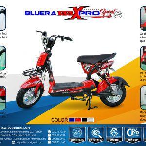 133 xpro sport 1 300x300 - Xe đạp điện Bluera 133 Optimus bảng nâng cấp của sự tinh tế