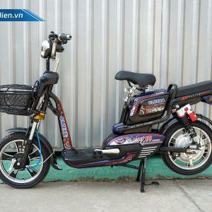 fast 10 xanh cửu long 1 300x300 - Kiểu dáng độc đáo xe đạp điện Bluera Fast 9