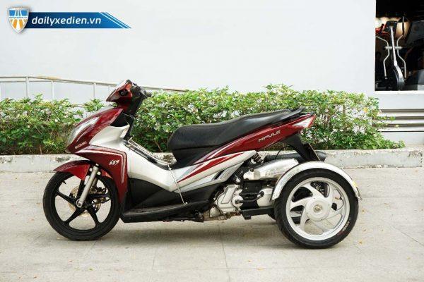 xe ba banh tu che Suzuki ct 03 600x400 - Xe 3 bánh Suzuki Mpulse