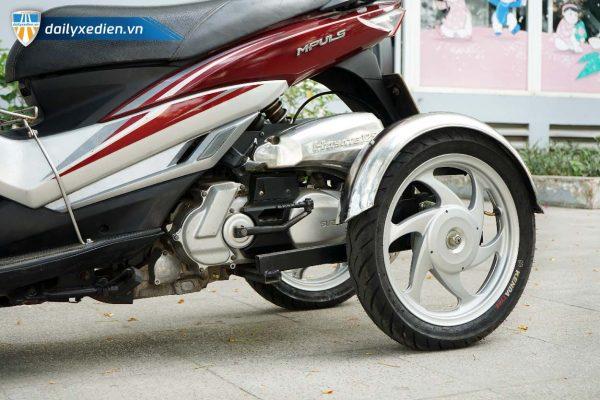 xe ba banh tu che Suzuki ct 09 600x400 - Xe 3 bánh Suzuki Mpulse
