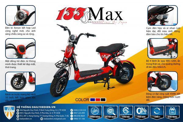 xe dap dien 133 S Max 20 TT 01 600x400 - Xe đạp điện 133 S Max