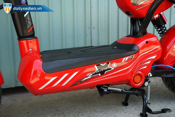 xe dap dien 133 pro max ct 13 600x400 - Xe đạp điện 133 Pro Max update 2021