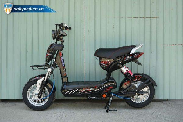 xe dap dien 133 pro max ct 30 3 600x400 - Xe đạp điện 133 Pro Max update 2021