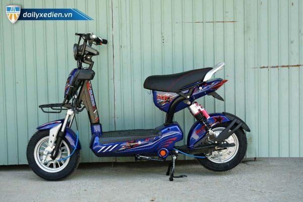 xe dap dien 133 pro max ct 30 4 600x400 - Xe đạp điện 133 Pro Max update 2021