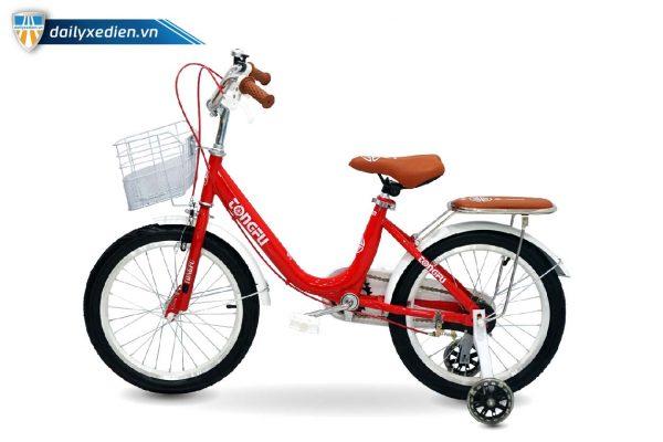 xe dap tre em congfu 18inch ct 02 600x400 - Xe đạp trẻ em Congfu - 18 inch
