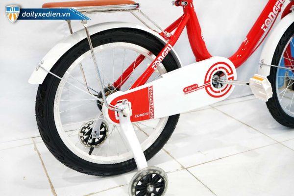 xe dap tre em congfu 18inch ct 11 600x400 - Xe đạp trẻ em Congfu - 18 inch