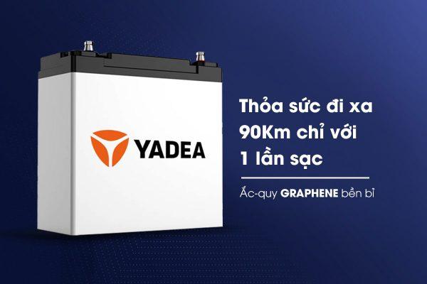 Acquy graphene min 600x400 - Yadea X-JOY