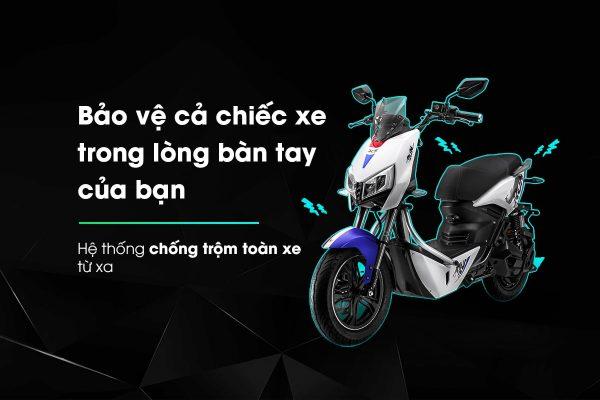 Chong trom 2 min 4 600x400 - Yadea X5