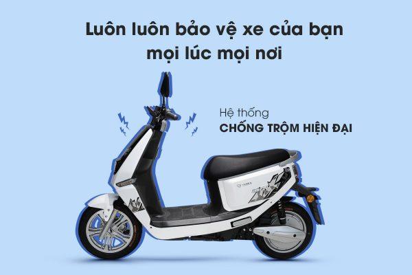 Chong trom min 600x400 - Yadea ULIKE 2.0