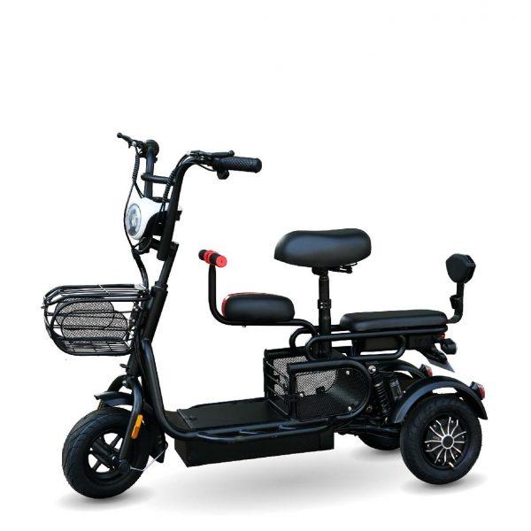 xe ba banh mini ct 01 600x600 - Xe 3 bánh mini new- pin Lithium nhập khẩu