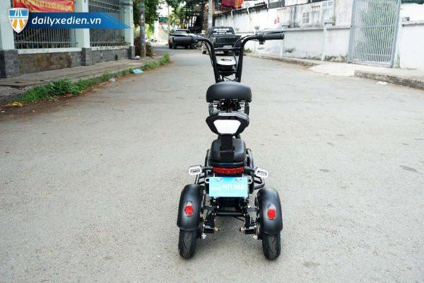 xe ba banh mini ct 05 600x400 - Xe 3 bánh mini new- pin Lithium nhập khẩu