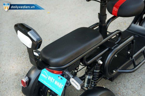 xe ba banh mini ct 15 600x400 - Xe 3 bánh mini new- pin Lithium nhập khẩu