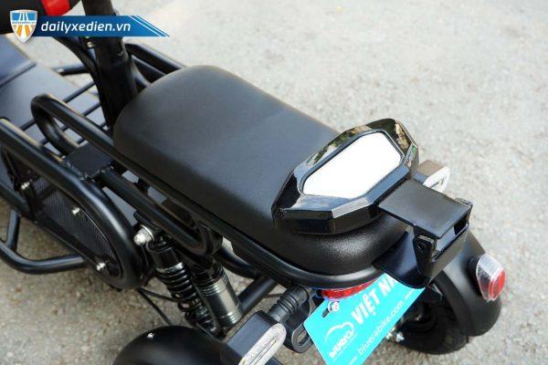 xe ba banh mini ct 24 600x400 - Xe 3 bánh mini new- pin Lithium nhập khẩu