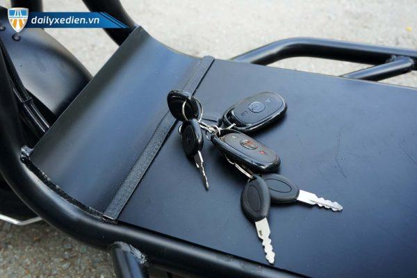 xe ba banh mini ct 29 600x400 - Xe 3 bánh mini new- pin Lithium nhập khẩu
