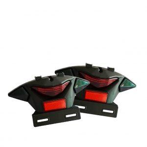 Den hau Cap X Pro 01 300x300 - Đèn hậu Cap X Pro