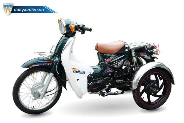 xe ba banh cub 50cc Healimne ct 02 600x400 - Xe 3 bánh Club 50cc Healimne