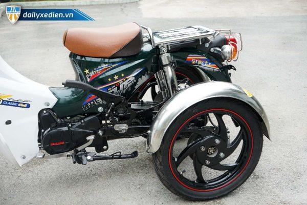 xe ba banh cub 50cc Healimne ct 22 600x400 - Xe 3 bánh Club 50cc Healimne