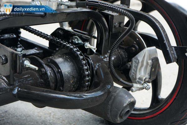 xe ba banh honda blade ct 13 600x400 - Xe 3 bánh Honda Blade tự chế (có tiếng tùi)